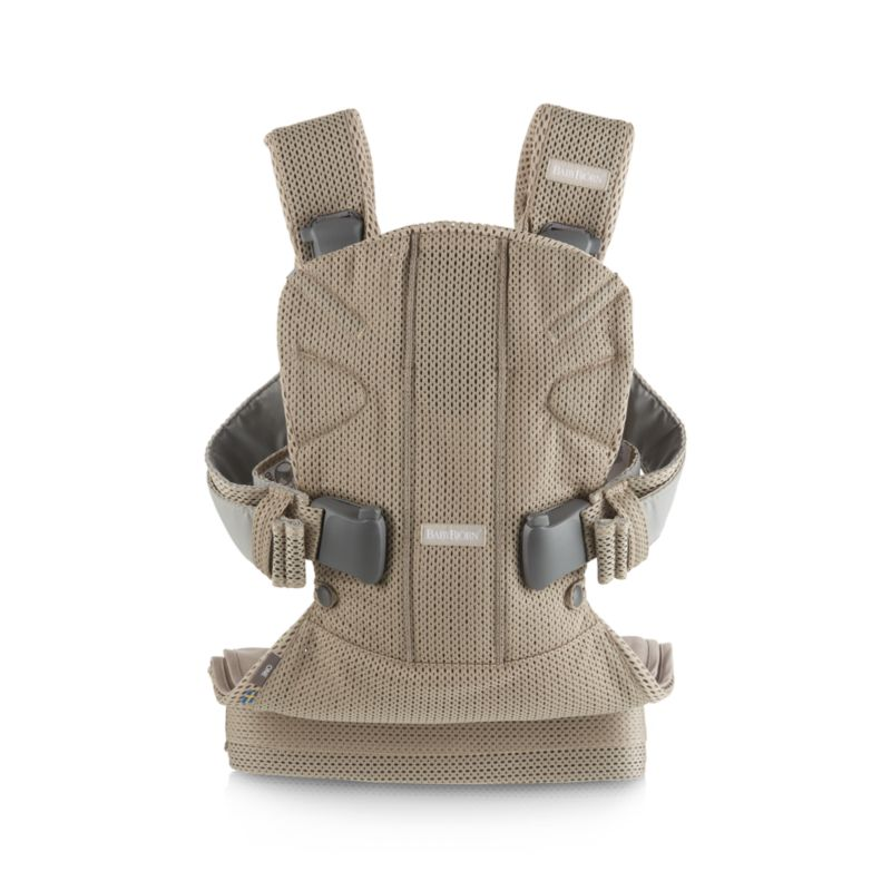 bfd2bdc1968 BABYBJORN Gray 3D Mesh Baby Carrier One Air + Reviews