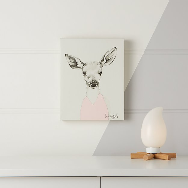 Wall Decor And More: Baby Deer Wall Art + Reviews