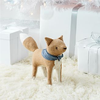 Cute Stuffed Animals And Dolls They Ll Love Crate And Barrel