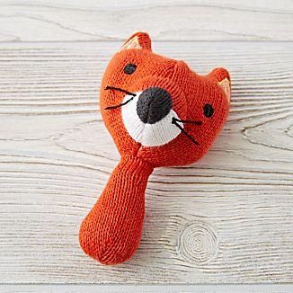 Little Fox Rattle