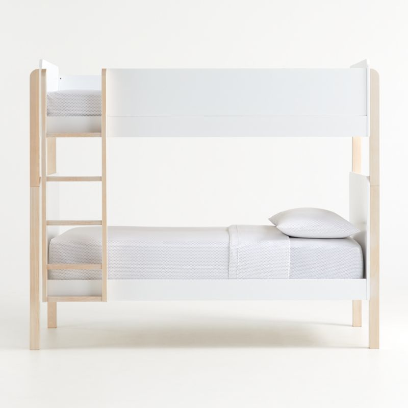 Babyletto Tip Toe Bunk Bed Reviews Crate And Barrel
