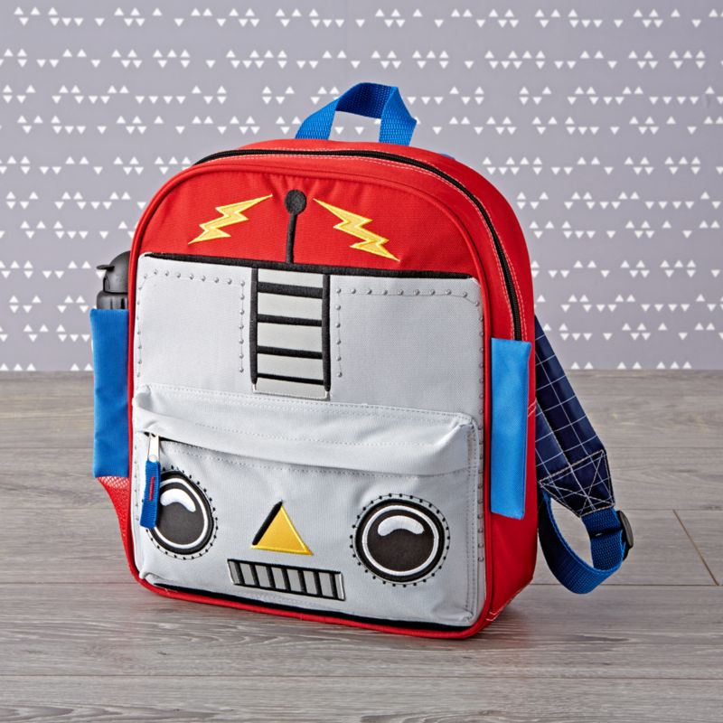 Robot Backpack Reviews Crate And Barrel