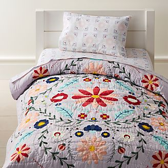 Baja Garden Toddler Bedding