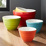 Baker Nesting Bowls, Set of 5