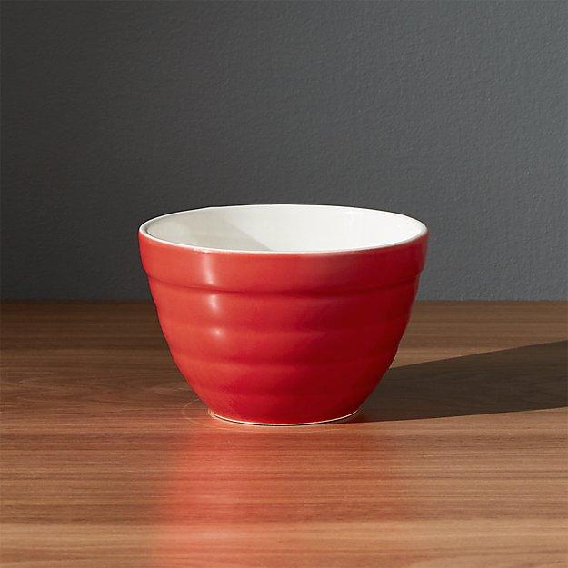 Baker Red Mini Bowl