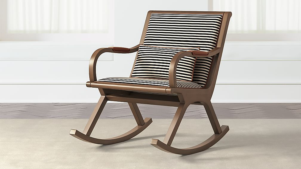 Bakersfield Rocking Chair - Image 1 of 9