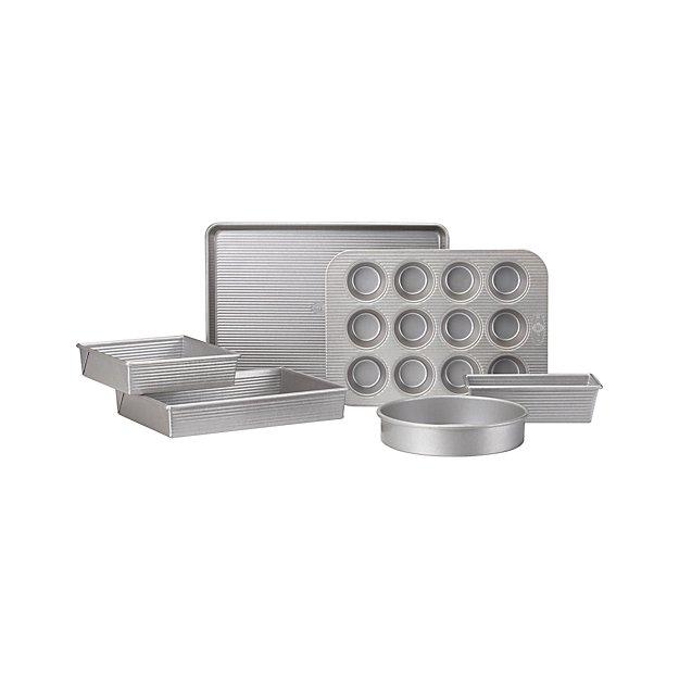 USA Pan Pro Line 6-Piece Bakeware Set + Reviews