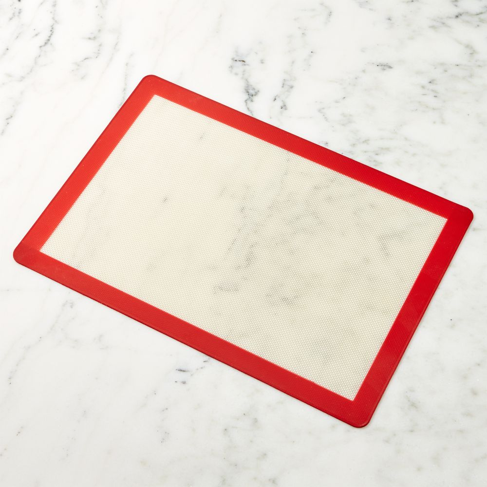Silicone Baking Mat - Crate and Barrel