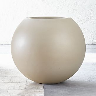 Sand Ball Planter Large