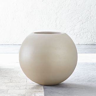 Sand Ball Planter Small