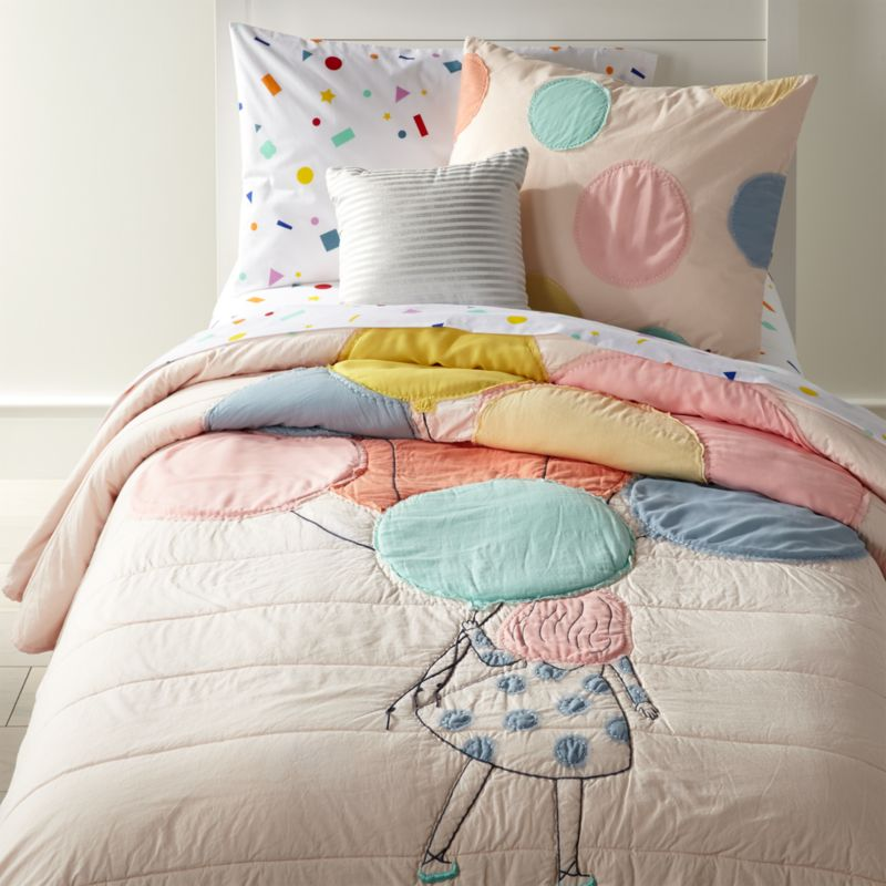 Balloon Bedding by Crate&Barrel