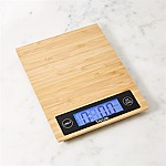 Bamboo Food Scale