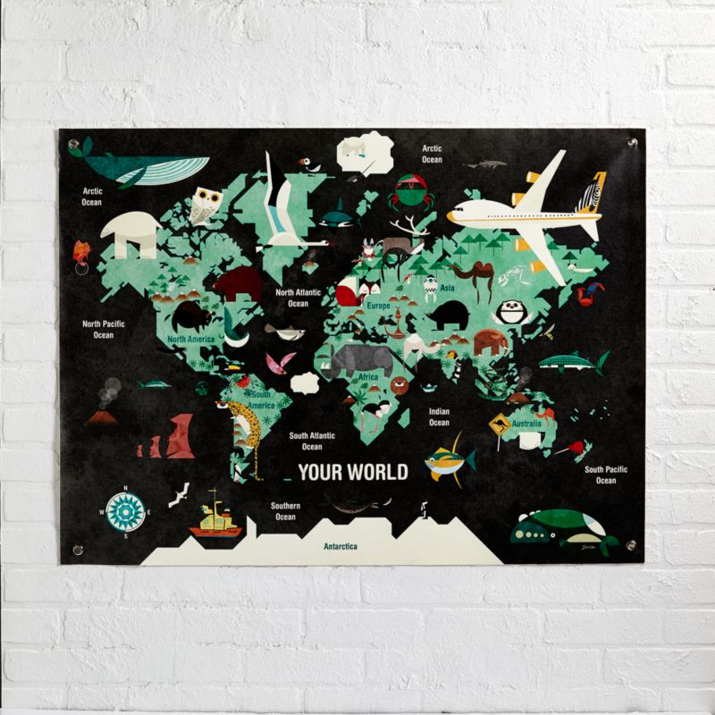 The World Banner Reviews Crate And Barrel