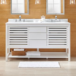 Banya Double Vanity Set