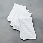 Bar Mop Dish Towels, Set of 4