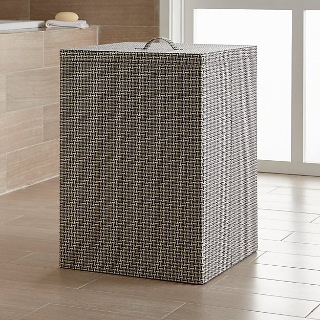 Barlow Grey Hamper - Image 1 of 2