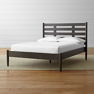 Barnes Smoke Brown Full Bed