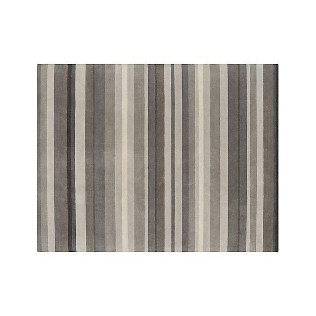 Barnett Grey 8'x10' Rug
