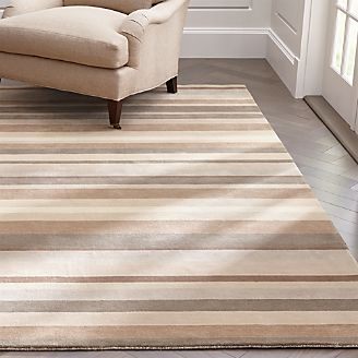 Contemporary Area Rugs For A Cozy Living Room Crate And