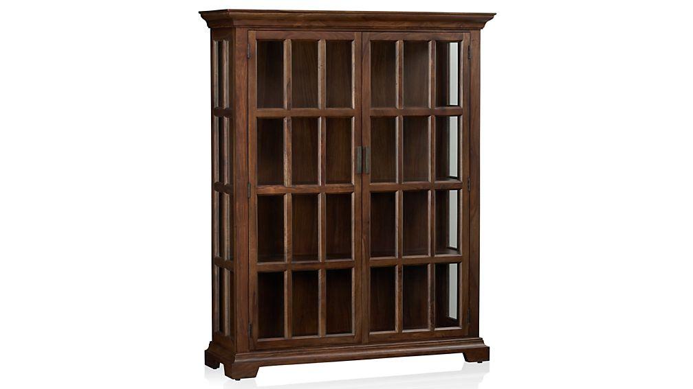 barnstone cabinet reviews crate and barrel. Black Bedroom Furniture Sets. Home Design Ideas