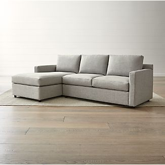 Barrett 2 Piece Left Arm Chaise Sectional
