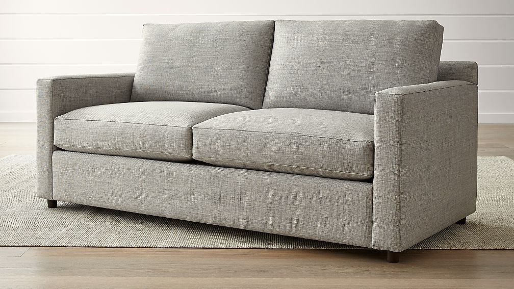 Sofas Crate And Barrel Lounge Ii Grey Couch Reviews Crate