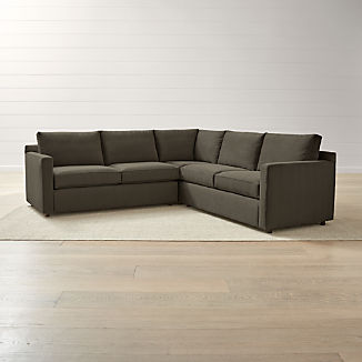 Corner Sofas | Crate and Barrel