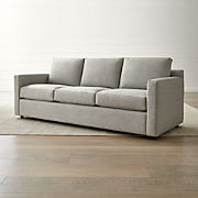 Fabulous Sofas Couches And Loveseats Crate And Barrel Inzonedesignstudio Interior Chair Design Inzonedesignstudiocom