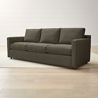 Charmant Barrett 3 Seat Track Arm Sofa