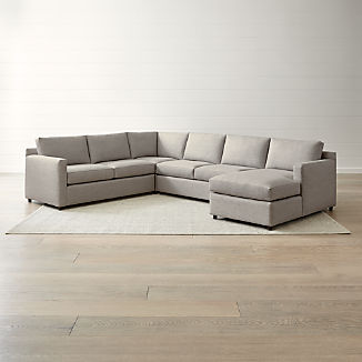 Barrett 4-Piece Right Arm Chaise Sectional