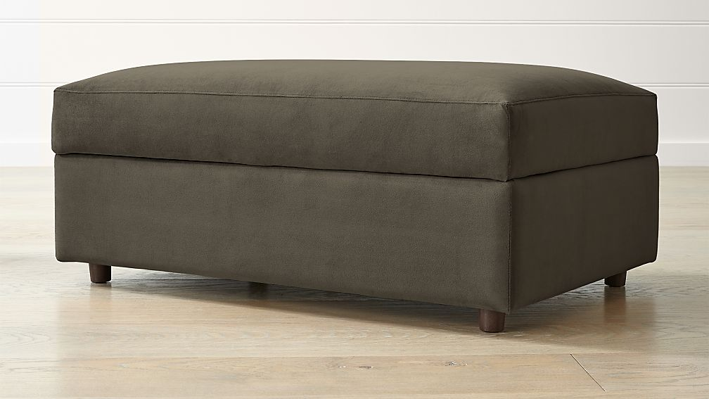 Barrett Storage Ottoman - Image 1 of 5