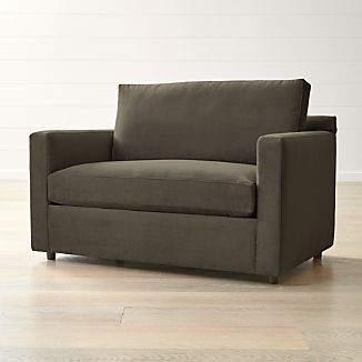 Small Sofa Beds Crate And Barrel