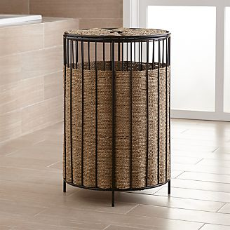 Laundry Baskets Storage And Soap Crate And Barrel