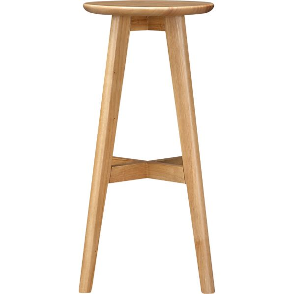 "Natural 30"" Barstool"
