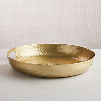 Bash Gold Tray