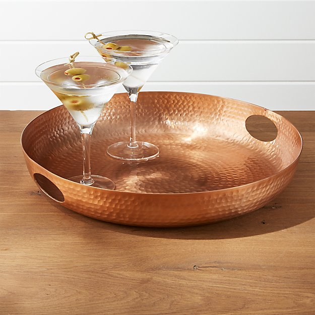 lovely Crate And Barrel Copper Part - 3: Crate and Barrel