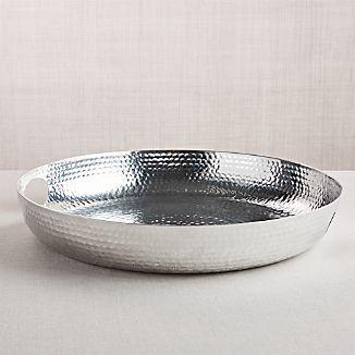 Bash Silver Tray