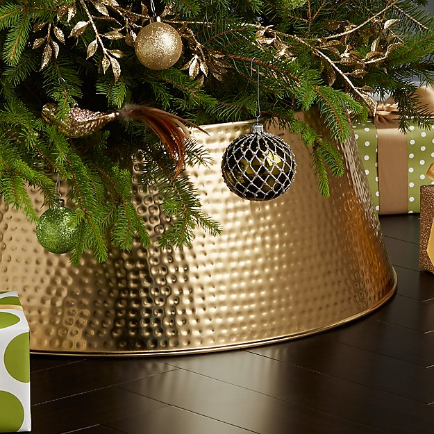 Christmas Tree Collar