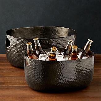 Bash Graphite Beverage Tub