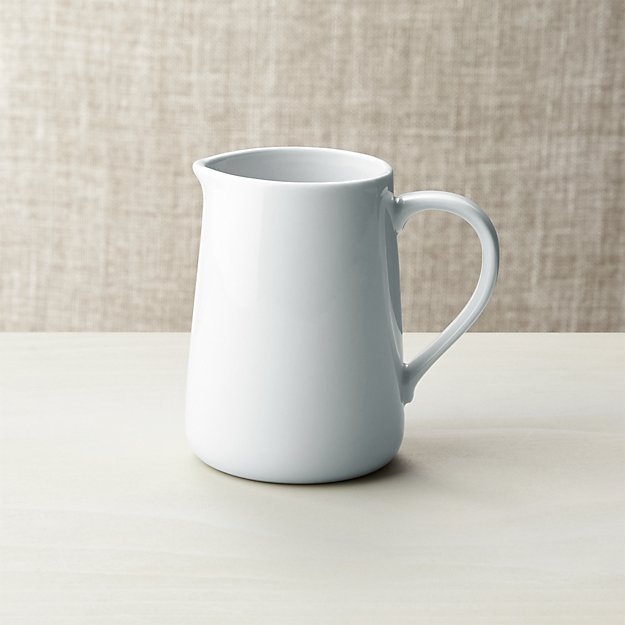Basic White Creamer - Image 1 of 6
