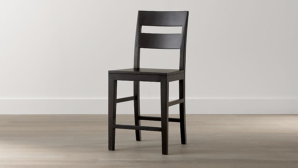 Basque Java Counter Stool