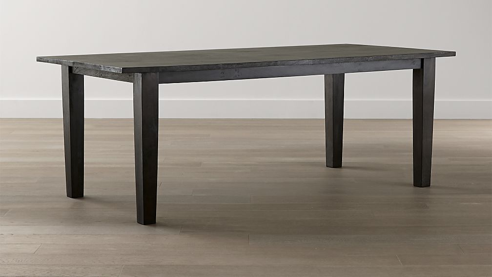 "Basque Java 82"" Dining Table"