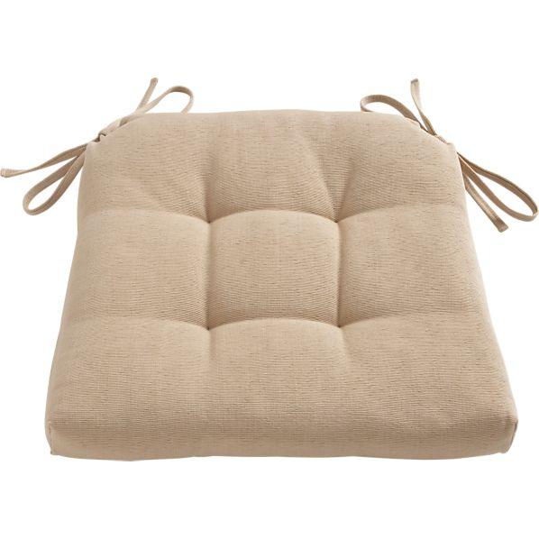 Basque Sand Chair–Bar Stool Cushion