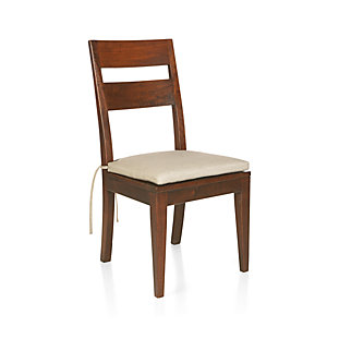 Basque Honey Dining Tables Crate And Barrel