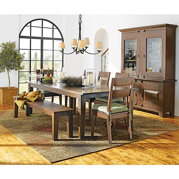 Basque Honey 84 Bench Crate And Barrel