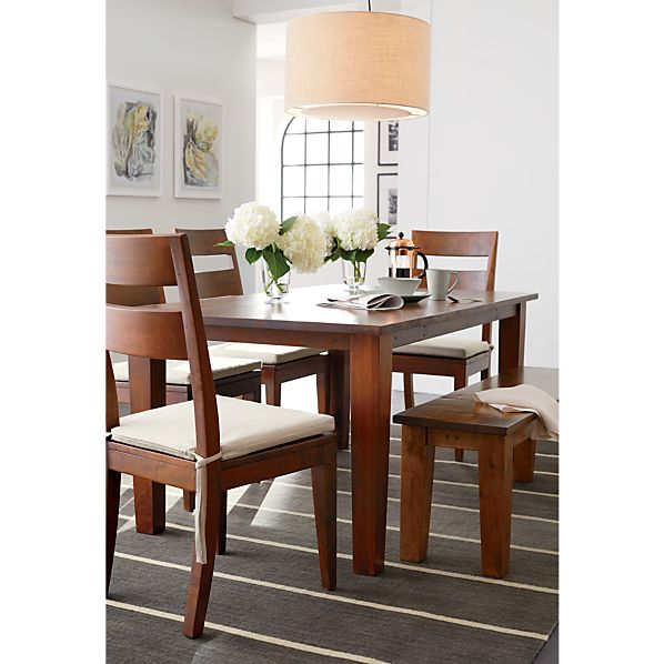 Basque Honey Dining Tables Crate And