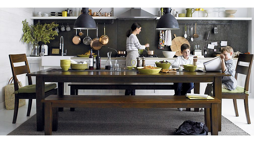 Crate And Barrel Dining Table And Chairs Gallery - Dining Table Set ...
