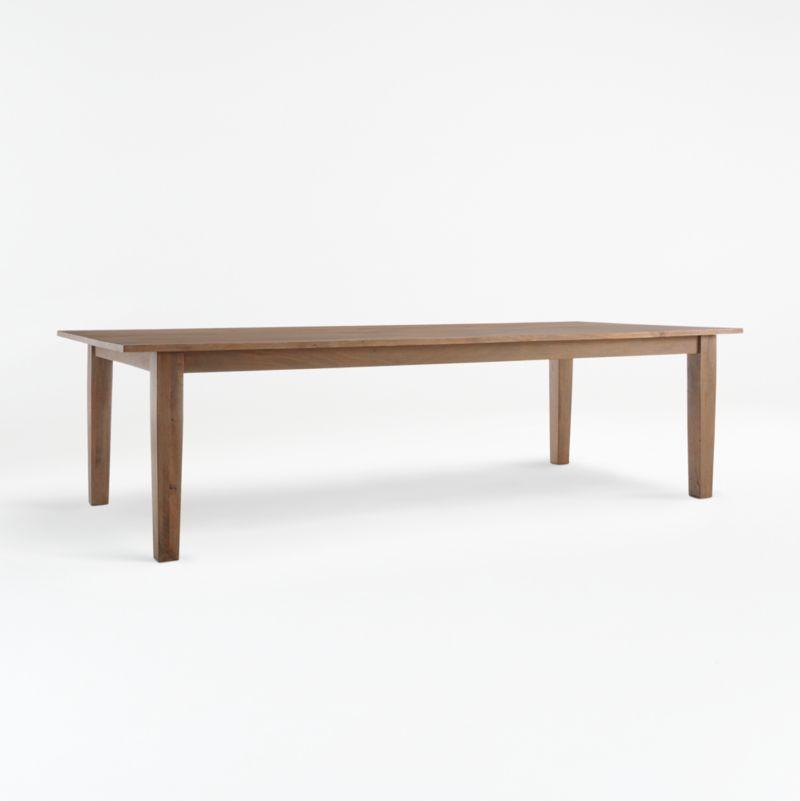Basque Grey Wash 104 Dining Table