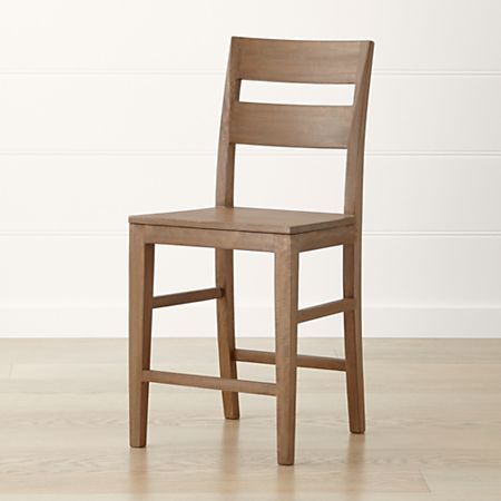 Surprising Basque Grey Wash Counter Stool Ibusinesslaw Wood Chair Design Ideas Ibusinesslaworg