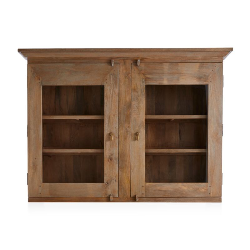 Basque Grey Wash Hutch Top + Reviews